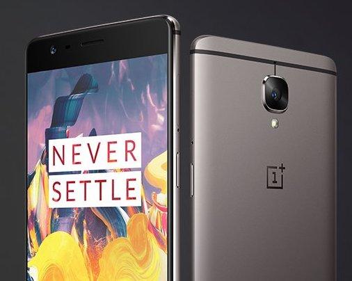 Смартфон OnePlus 3T исчез из магазинов США и Европы