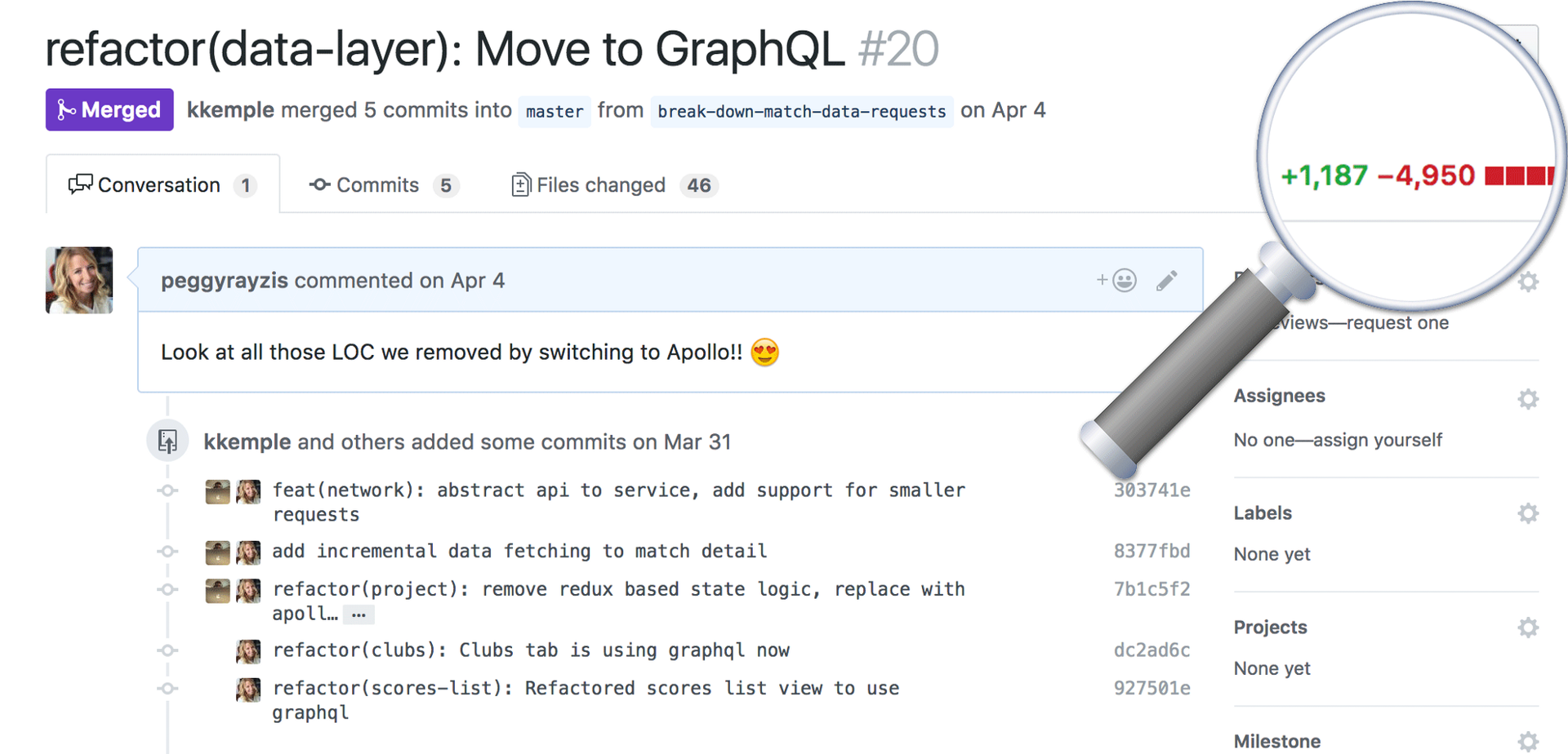 Сокращаем использование Redux кода с помощью React Apollo