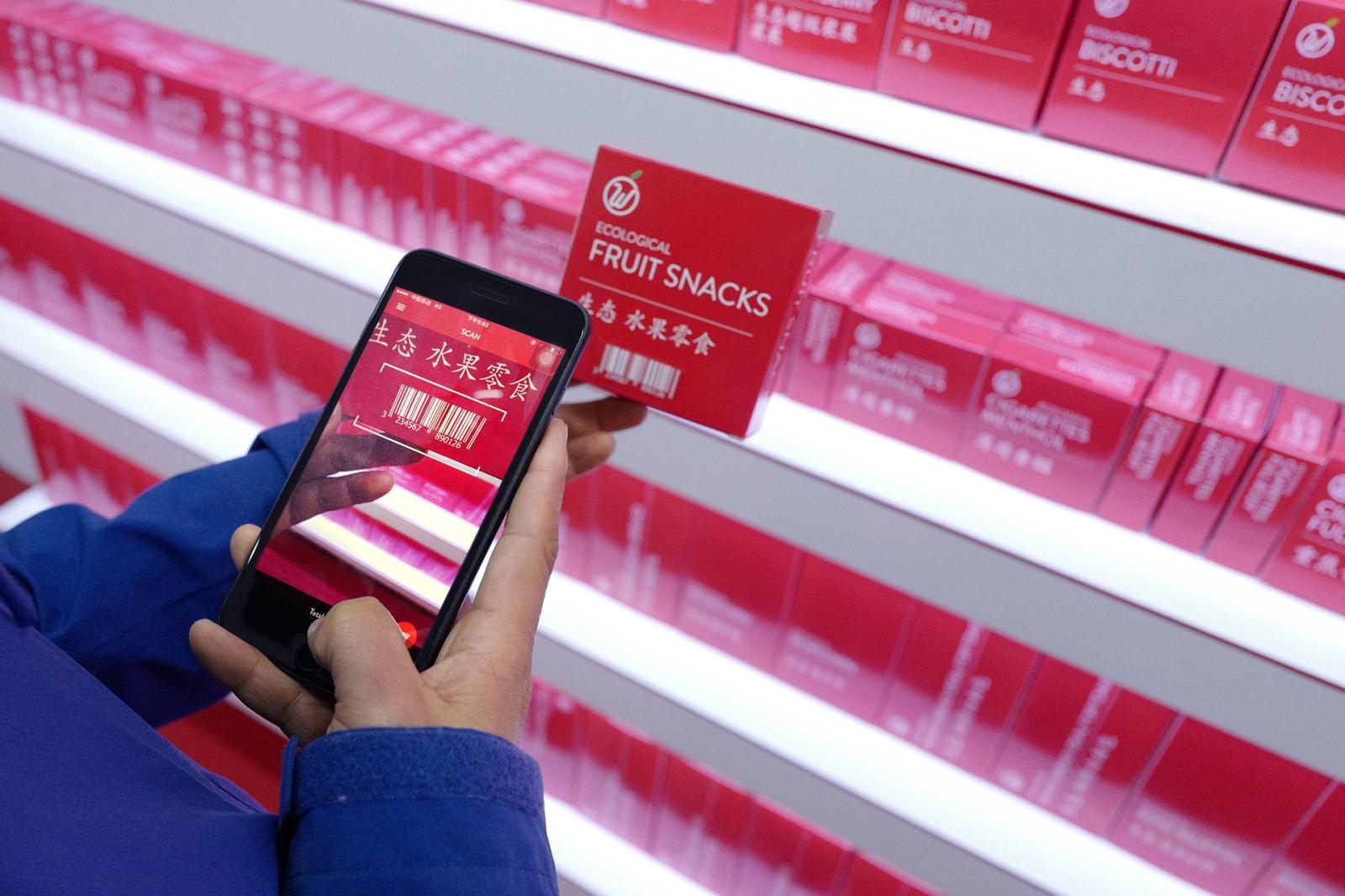 В Китае открылся круглосуточный магазин без обслуживающего персонала - 3