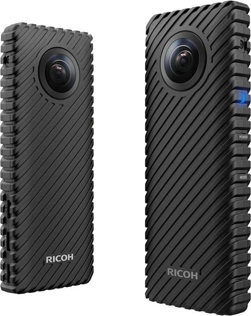 Начались поставки комплектов Ricoh R Development Kit