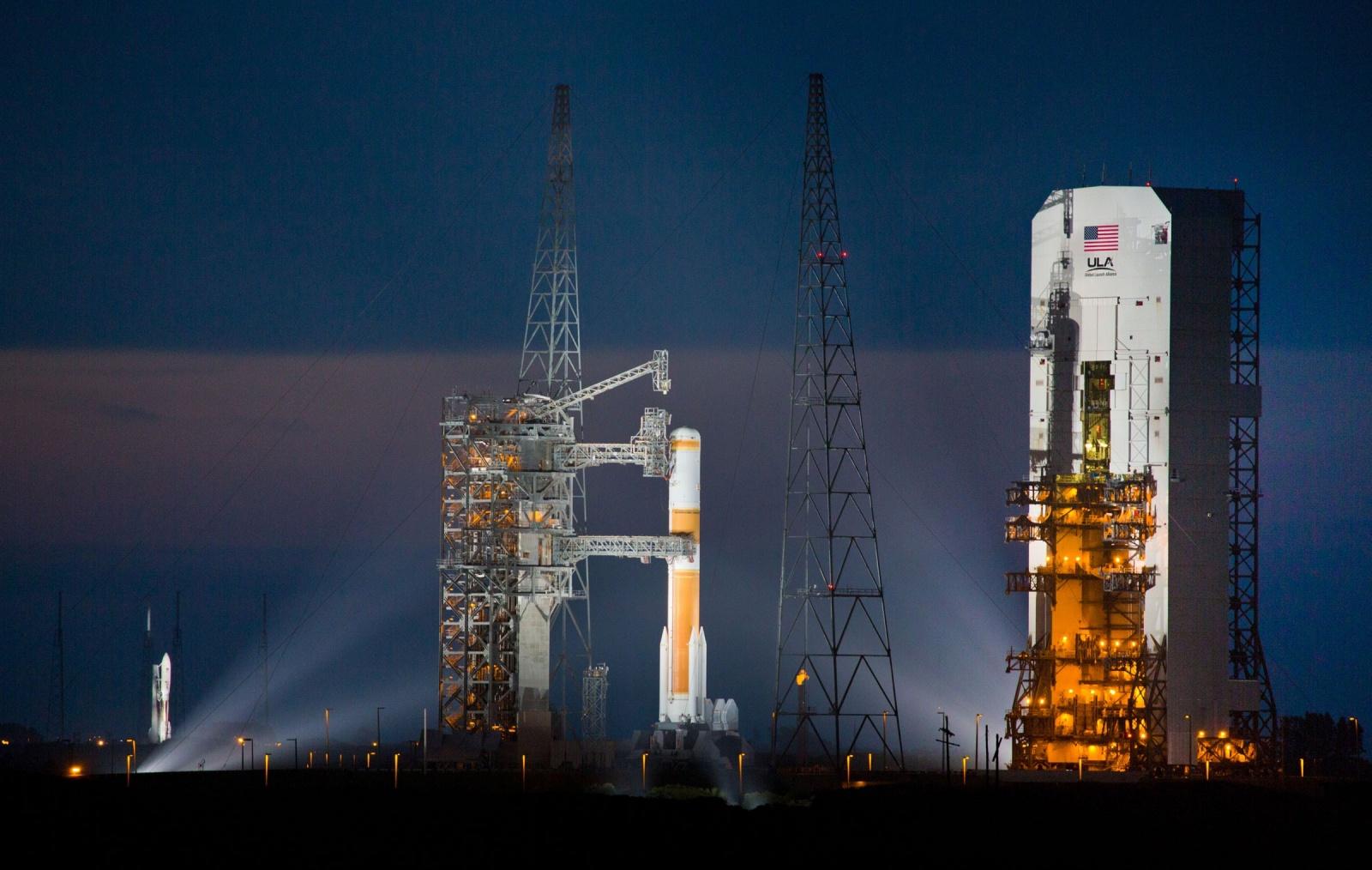 Военные США оценили низкую стоимость отправки грузов в космос транспортом от SpaceX - 2