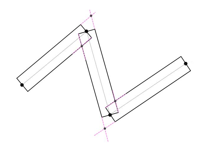 Рисование толстых линий в WebGL - 2