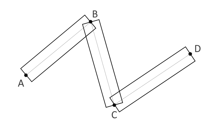 Рисование толстых линий в WebGL - 1