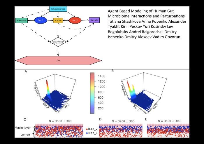 Технологии больших данных в работе с бактериями микробиоты. Лекция в Яндексе - 12