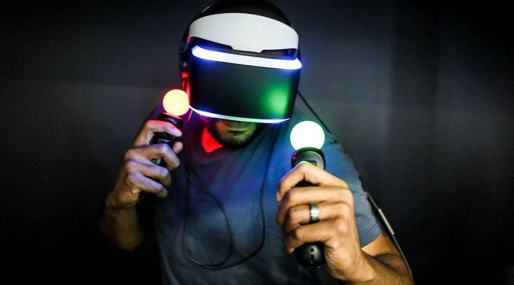 Гарнитуру PS VR 2 ожидать в ближайшее время не стоит