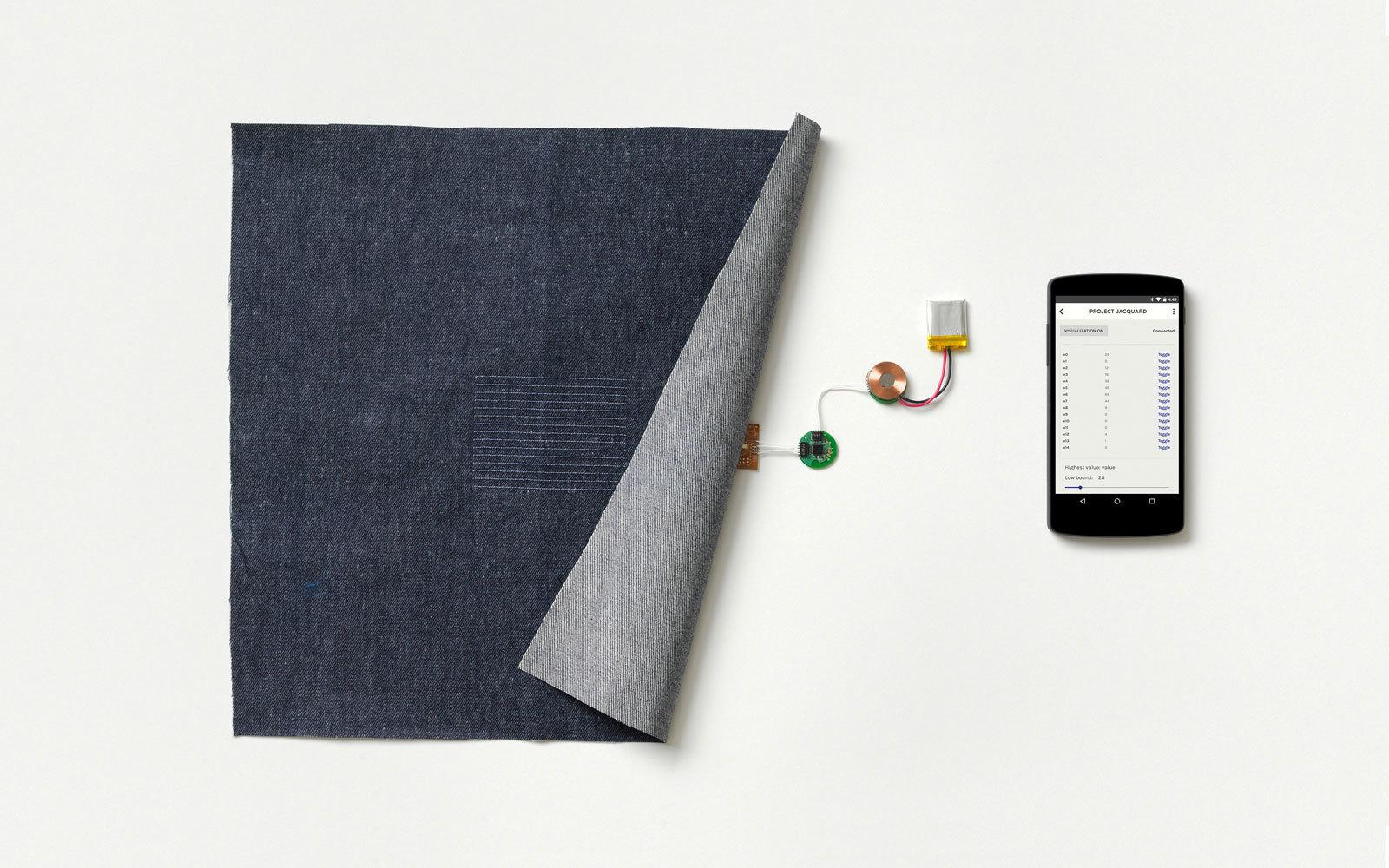 Как Google делает первую в мире умную одежду - 1