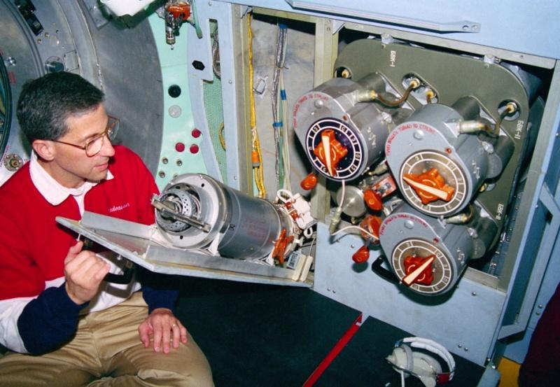 Как зажигали в космосе - 15