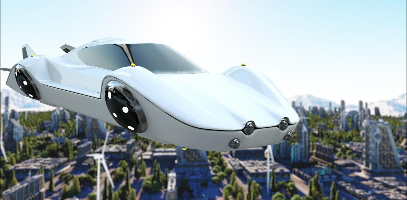 Летающие автомобили: фантастика или реальность? - 1