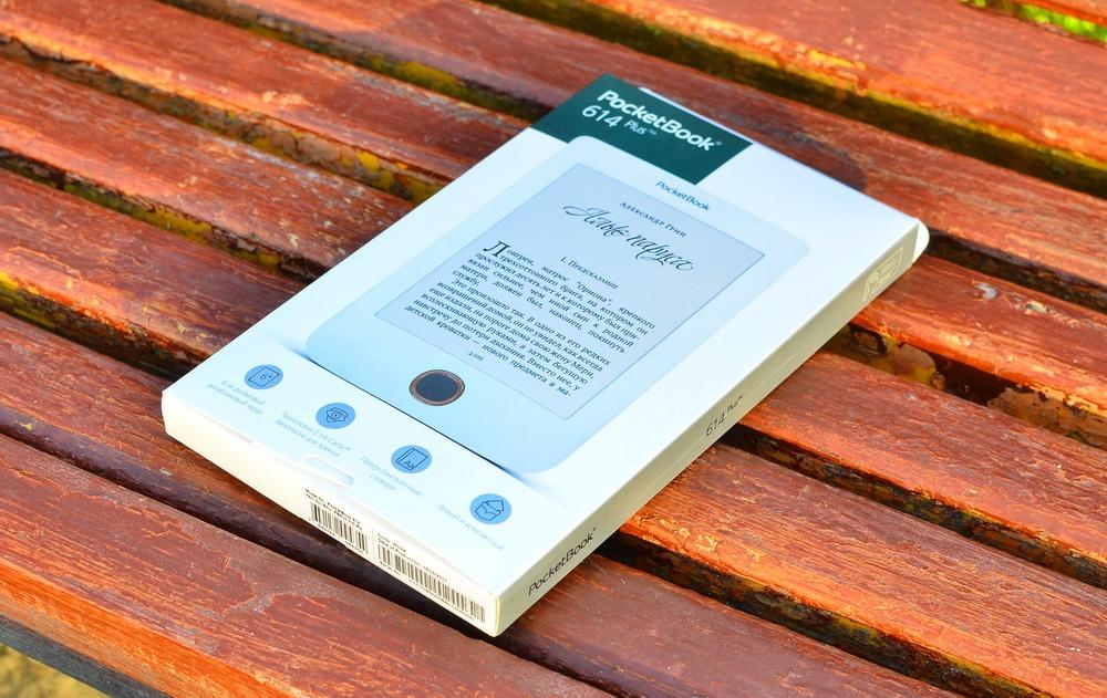 Обзор PocketBook 614 Plus с экраном E Ink Carta: самый бюджетный ридер в линейке лидера рынка - 24