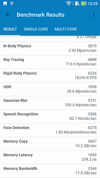 Обзор смартфона ZenFone 3 Deluxe - 82