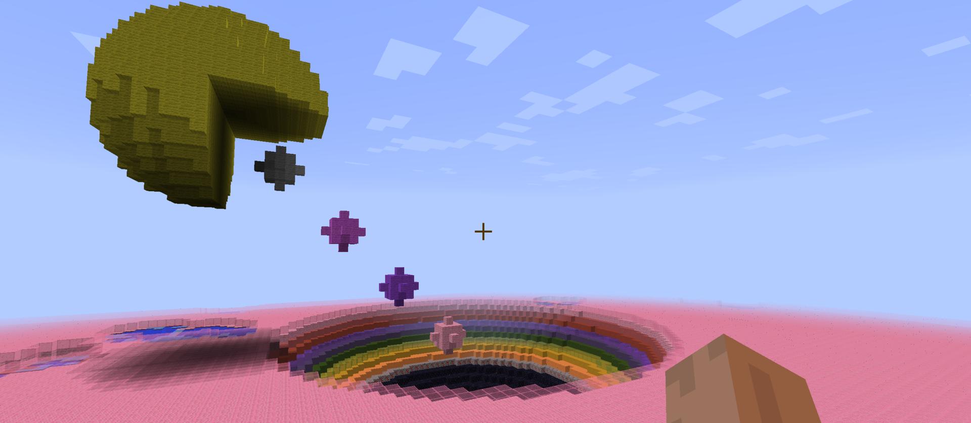 Программируем в мире Minecraft - 3