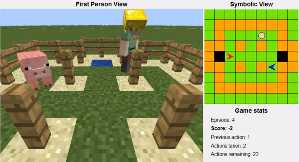 Программируем в мире Minecraft - 5