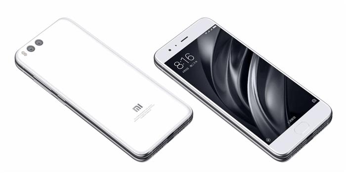 Смартфон Xiaomi Mi 6 в ранее недоступном белом цвете предлагается почти за $400