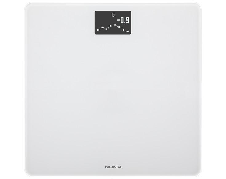 Nokia показала умные весы и тонометр под своим брендом