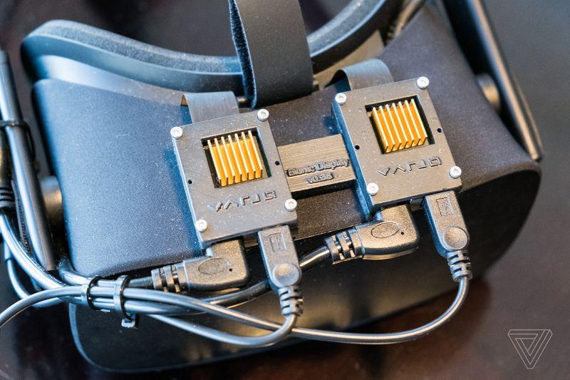 Экс-сотрудники Nokia и Microsoft решают главную проблему VR-устройств: низкое разрешение - 3