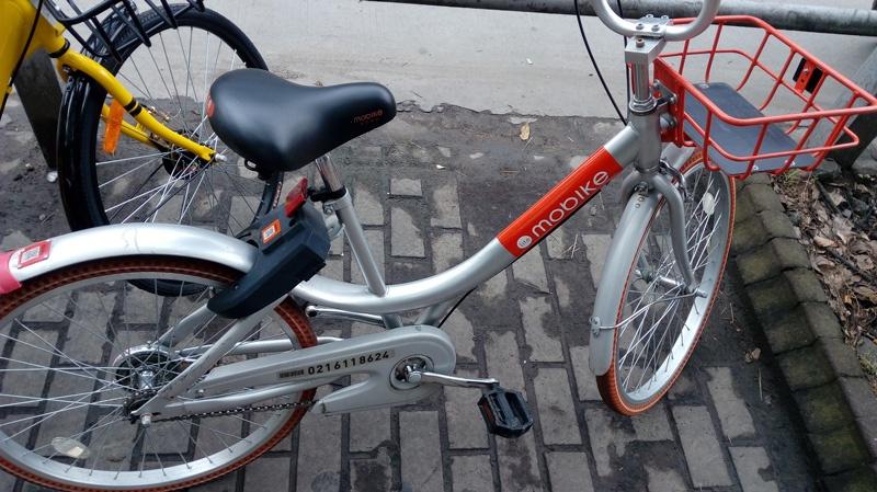 Китайский байкшеринг на примере Mobike и ofo - 17