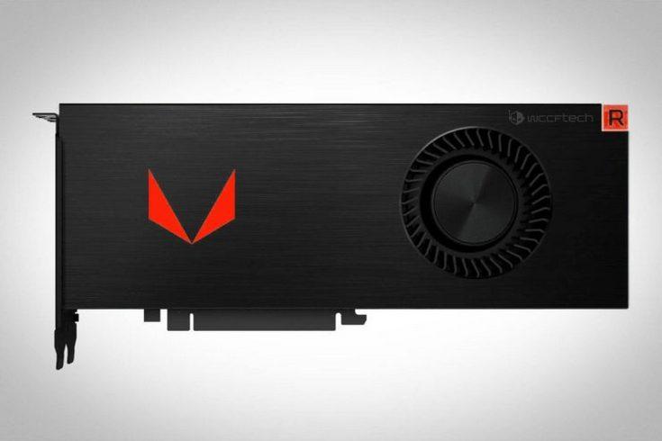 AMD выпустит две модели карт Radeon RX Vega