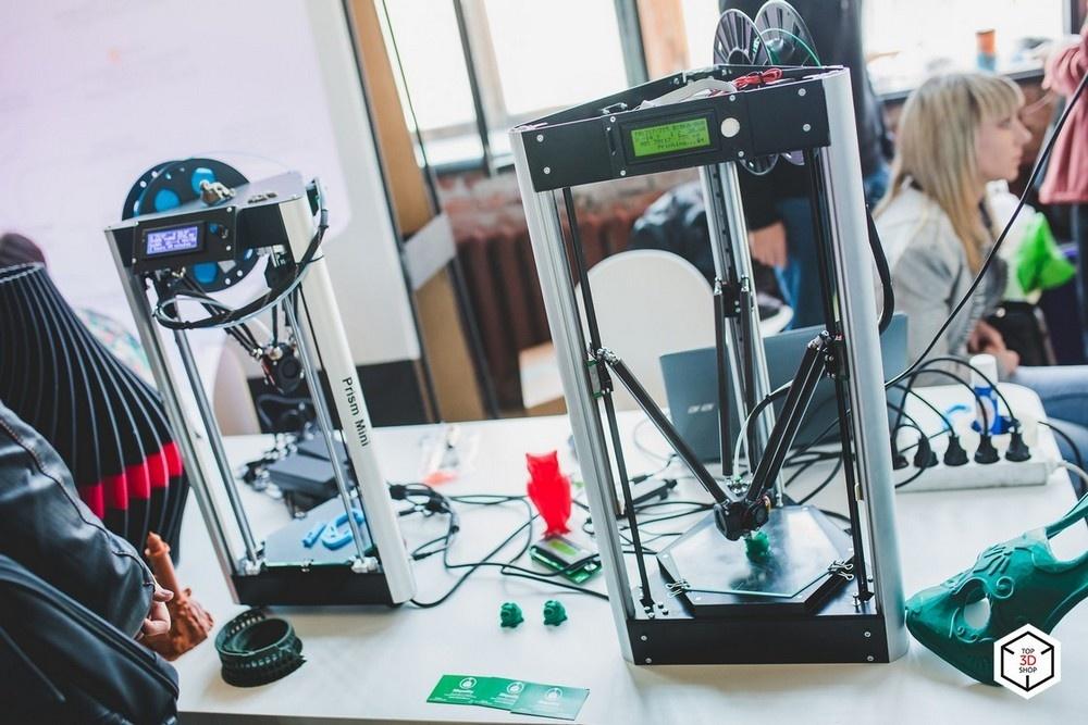 Общий мастер-класс по 3D-печати и сканированию — 24 июня, в Москве и Санкт-Петербурге - 2