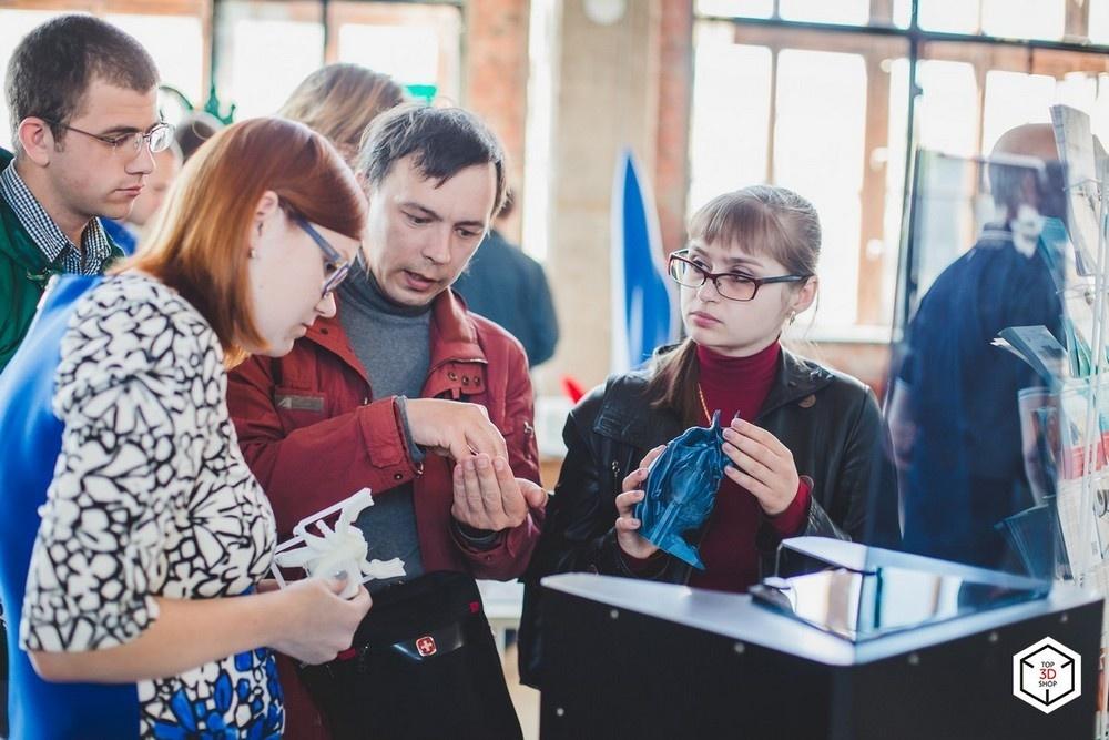 Общий мастер-класс по 3D-печати и сканированию — 24 июня, в Москве и Санкт-Петербурге - 3