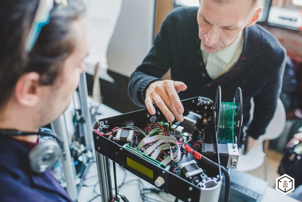 Общий мастер-класс по 3D-печати и сканированию — 24 июня, в Москве и Санкт-Петербурге - 4