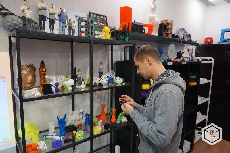 Общий мастер-класс по 3D-печати и сканированию — 24 июня, в Москве и Санкт-Петербурге - 9
