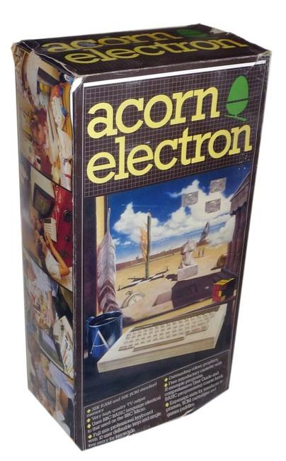 Acorn Electron — неудачный наследник BBC Micro - 11