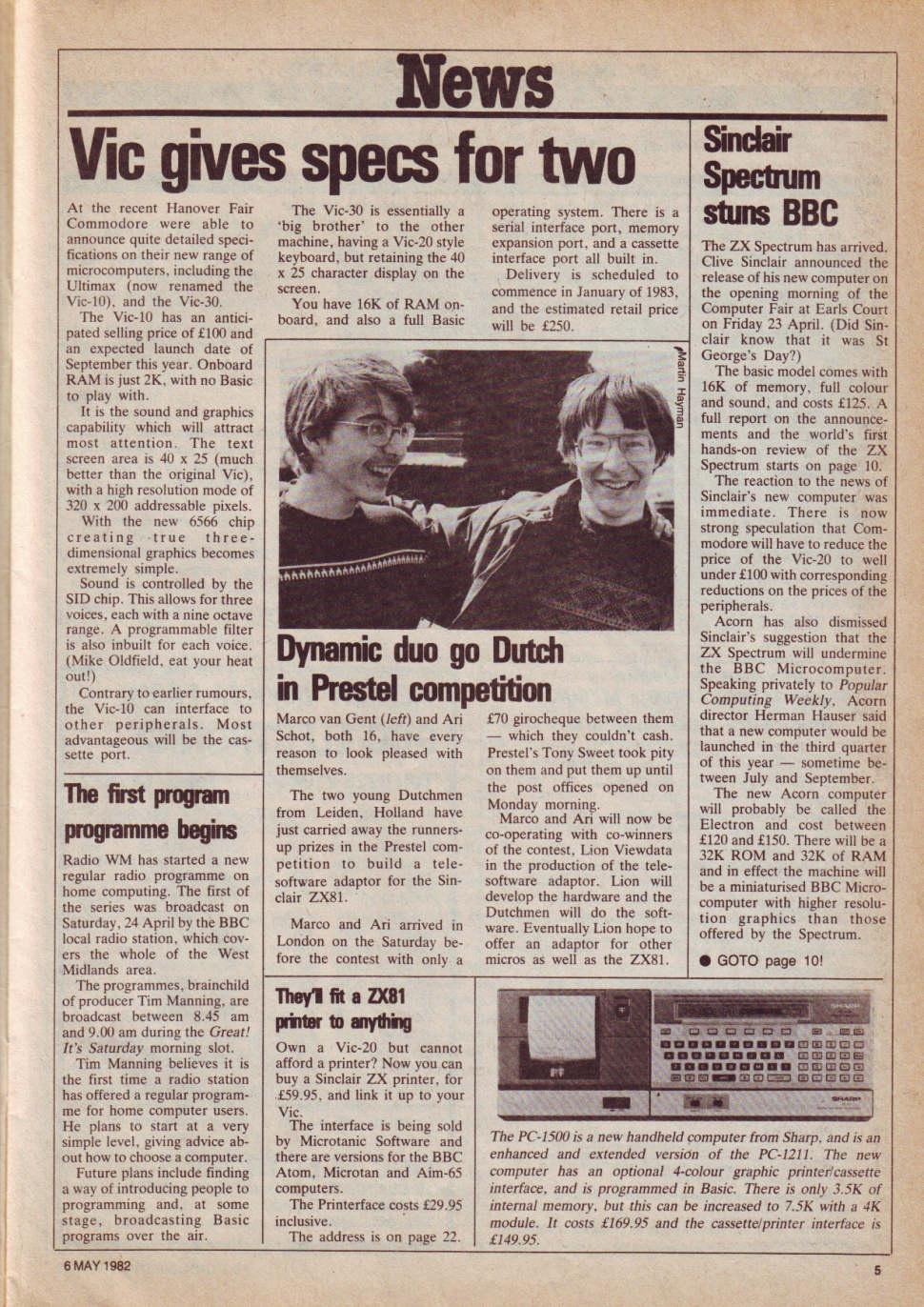 Acorn Electron — неудачный наследник BBC Micro - 2