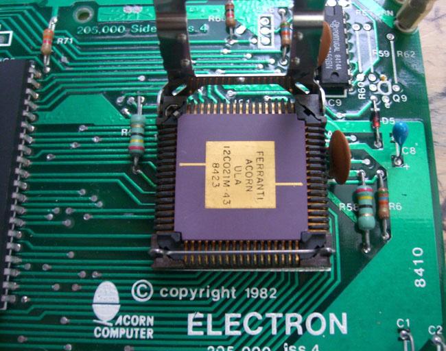Acorn Electron — неудачный наследник BBC Micro - 4