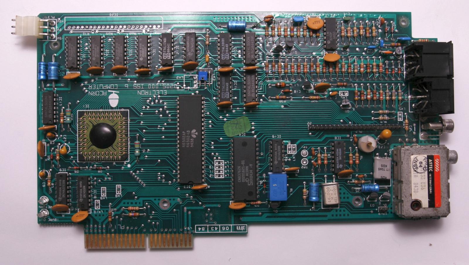 Acorn Electron — неудачный наследник BBC Micro - 8