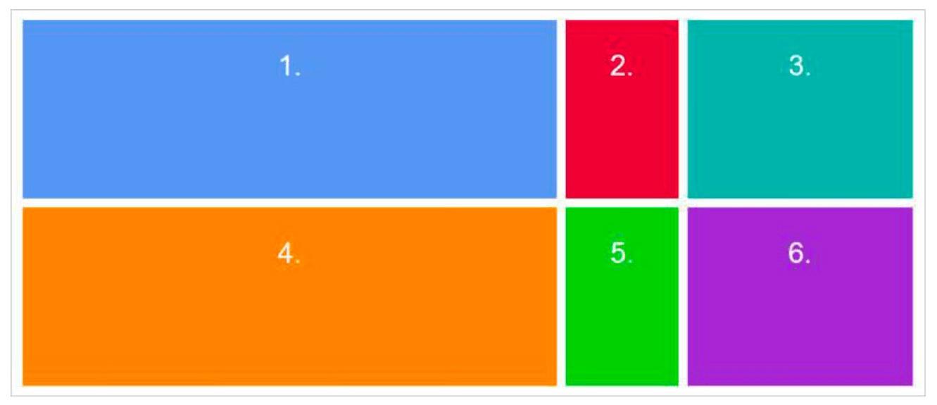 CSS: введение в единицу длины 'fr' - 4