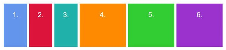 CSS: введение в единицу длины 'fr' - 1
