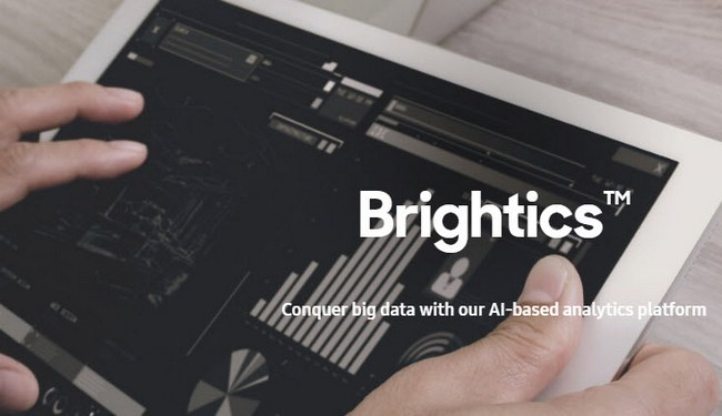 Samsung SDS представила аналитическую платформу Brightics