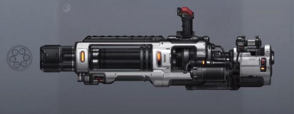 [КЕЙС] Как мы печатали гигантский пулемет с Марса для стенда на E3 - 8
