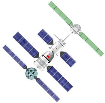 Космические станции следующего десятилетия: Китай - 4