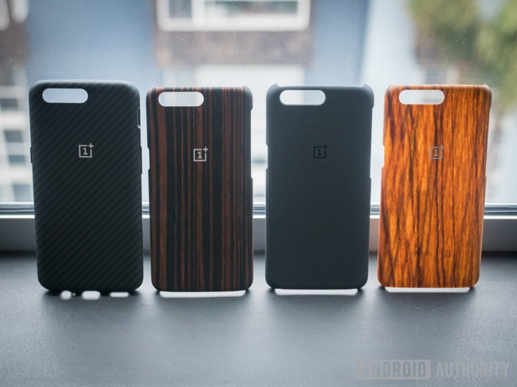 OnePlus представила чехлы для нового смартфона