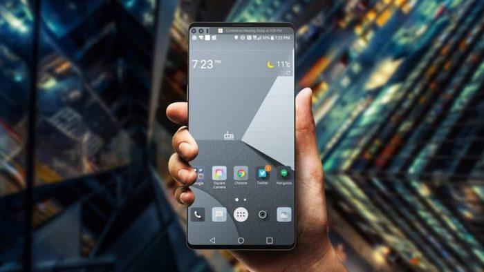 Смартфон LG V30, оснащенный четырьмя камерами, должен выйти раньше Samsung Galaxy Note 8