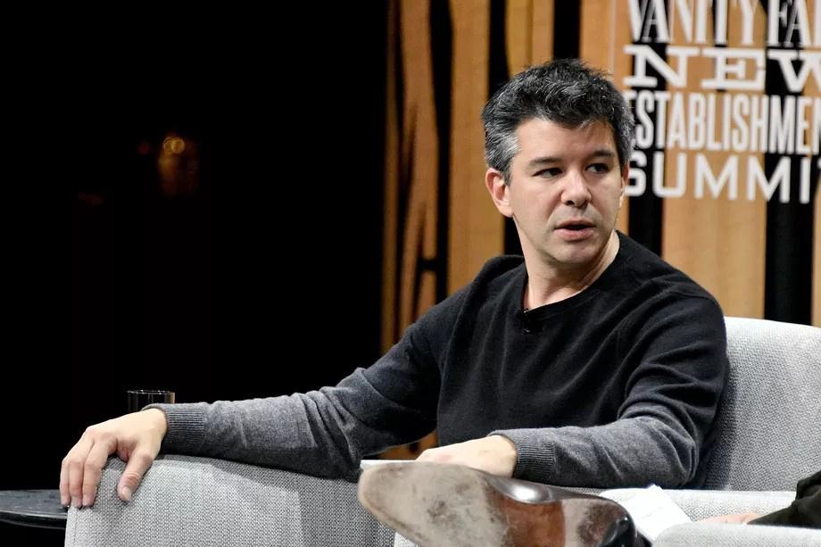 Трэвис Каланик ушёл с поста главы Uber - 1