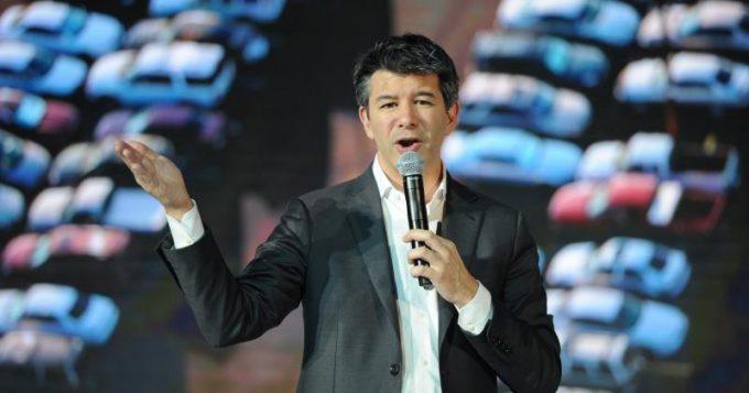 Трэвис Каланик покинул пост главы Uber