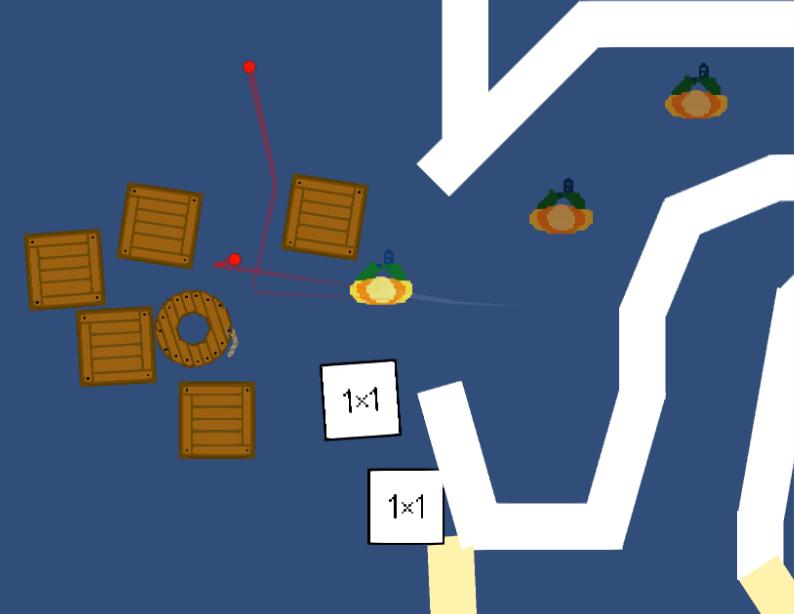 Усатый стрелок из двадцати трёх полигонов - 10
