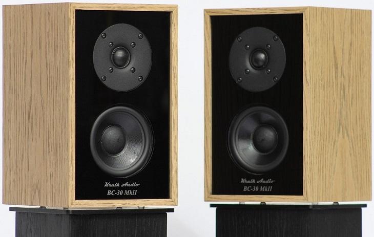 АС Kralk Audio BC-30 Mk2 получила более жесткий и крупный корпус