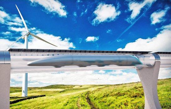 Инновации мире путешествий: «Hyperloop Hotel»