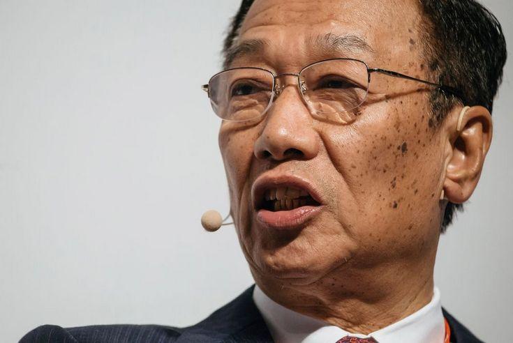 Foxconn хочет построить в США не только завод для производства смартфонов