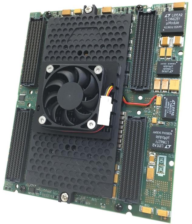 Модули proFPGA XCVU9P, XCVU7P и XCVU5P уже доступны для заказа