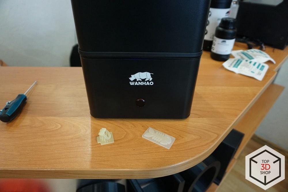Обзор 3D-принтера Wanhao Duplicator 7 - 14