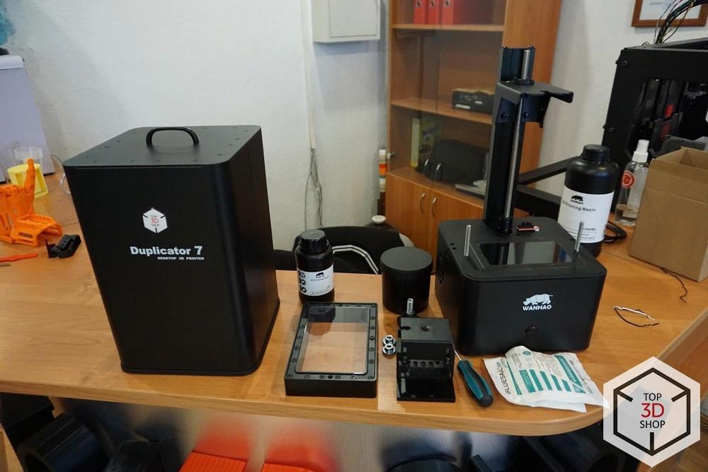 Обзор 3D-принтера Wanhao Duplicator 7 - 2
