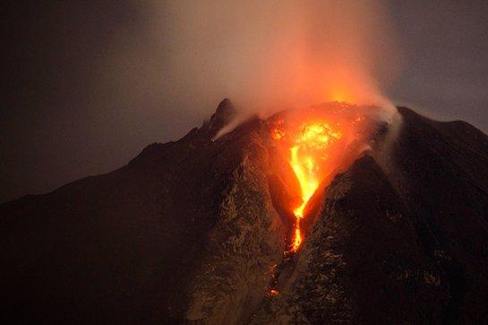 Один из перуанских вулканов оказался искусственным