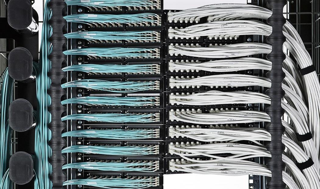 Организация коммутационного поля СКС высокой плотности - 1