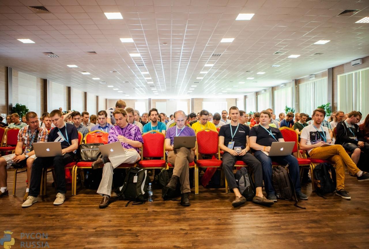 Программа PYCON RUSSIA готова: 25 докладов от спикеров из Disney, Facebook, Spotify, PyPy, Тинькофф Банк, Яндекс - 30