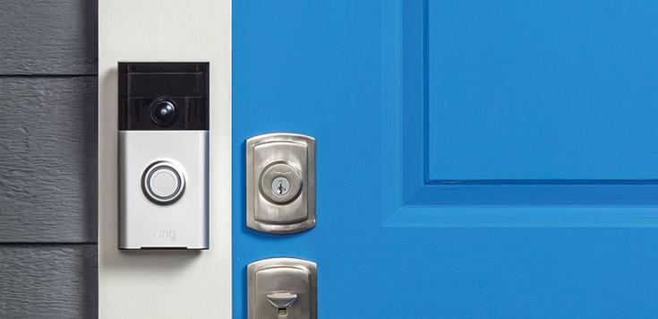 Ring представила звонок-камеру Video Doorbell 2