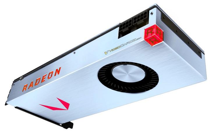 Представитель MSI говорит об огромном энергопотреблении Radeon RX Vega